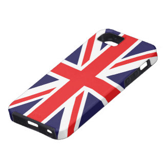 Union Jack iPhone 5 Fundas