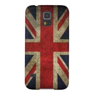 Union Jack Fundas Para Galaxy S5