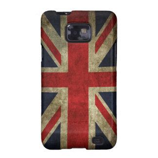 Union Jack Samsung Galaxy S2 Carcasa