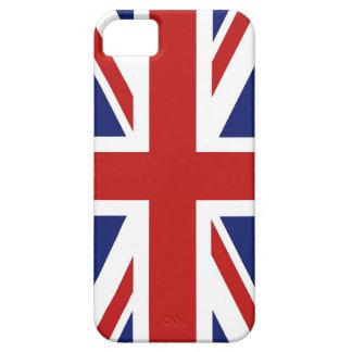 Union Jack iPhone 5 Funda