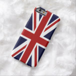 Union Jack Funda Barely There iPhone 6
