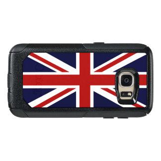Union Jack Funda Otterbox Para Samsung Galaxy S7