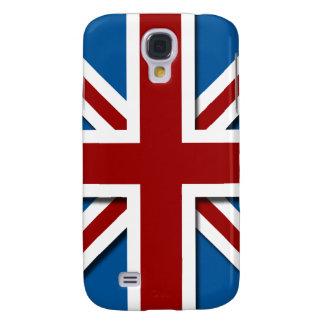 Union Jack Funda Para Galaxy S4