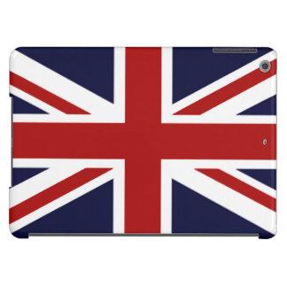 Union Jack Funda Para iPad Air