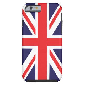 Union Jack Funda Para iPhone 6 Tough