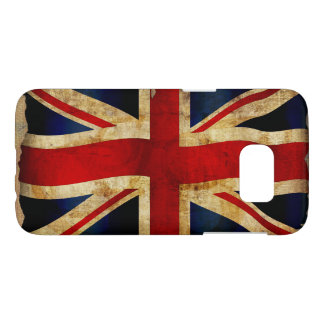 Union Jack Funda Samsung Galaxy S7