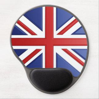 Union Jack Gel Mouse Pad