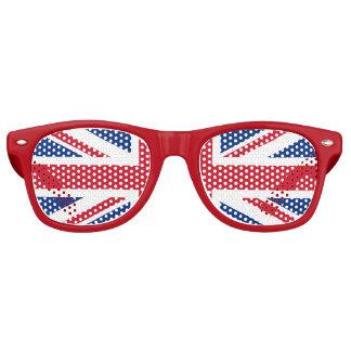 Union Jack Glasses Wayfarer Sunglasses