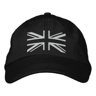 Union Jack Gorras De Béisbol Bordadas