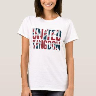 Union Jack Great Britain Flag Big Ben Concept T-Shirt