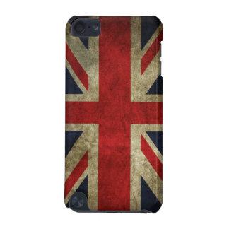 Union Jack Grunge iPod Touch (5th Generation) Case