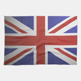 Union Jack Hand Towel
