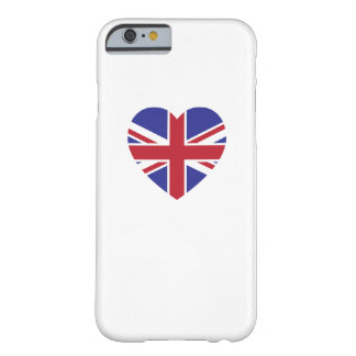 Union Jack Heart iPhone 6 Case