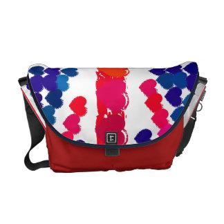 Union Jack hearts Commuter Bag