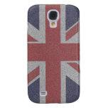 Union Jack i Samsung Galaxy S4 Cover