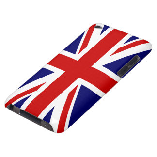 Union Jack iiPod Touch Cover