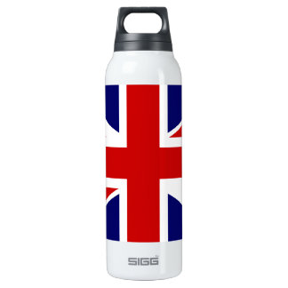 Union Jack Insulated Water Bottle
