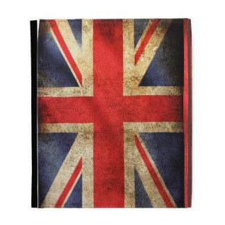 Union Jack iPad Folio Cases