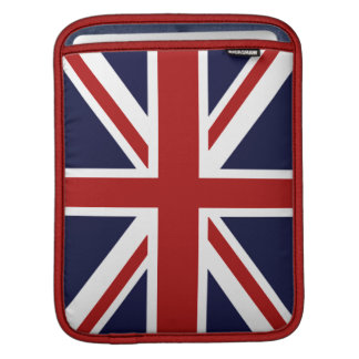 Union Jack Sleeves For iPads