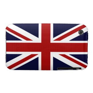 Union Jack iPhone 3 Cases