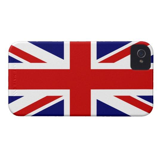 Union Jack iPhone 4 Case-Mate Case