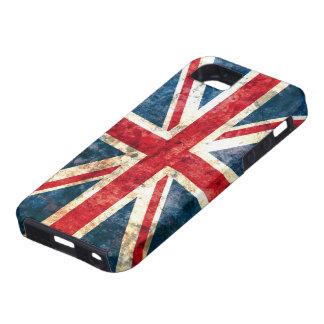 Union Jack iPhone 5 Case-Mate Tough™ iPhone SE/5/5s Case