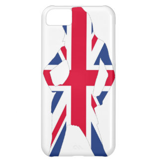 Union jack iPhone 5C cover