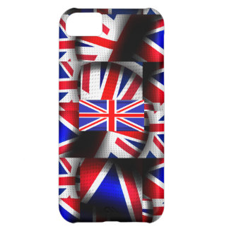 Union Jack iPhone 5C Covers
