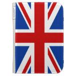 Union Jack Kindle Case