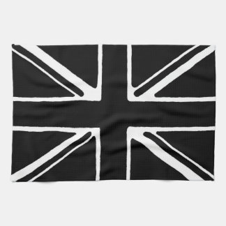 Union Jack Hand Towels