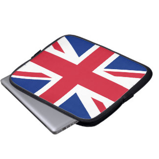 Union Jack Laptop Case Laptop Sleeve