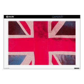 Union Jack, Laptop Skin