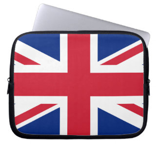 Union Jack Laptop Sleeve