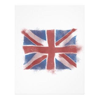 Union Jack Letterhead