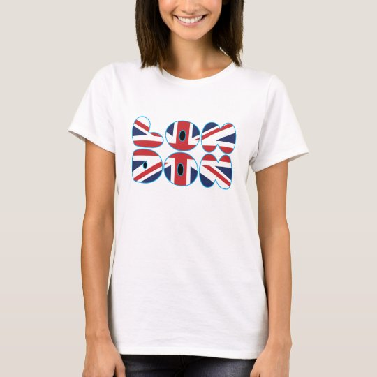 Union Jack London T-Shirt