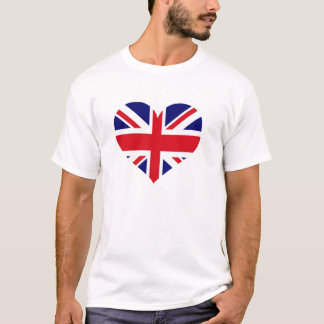 Union Jack Love Shirt