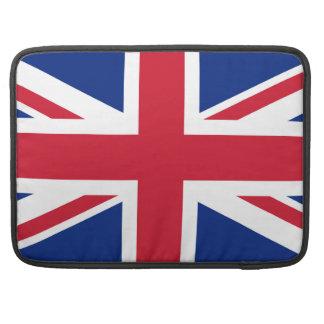 Union Jack Macbook Pro Flap Sleeve