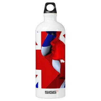 Union Jack Man SIGG Traveler 1.0L Water Bottle