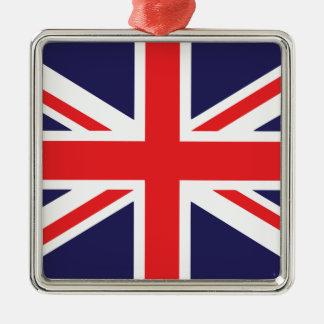 Union Jack Metal Ornament