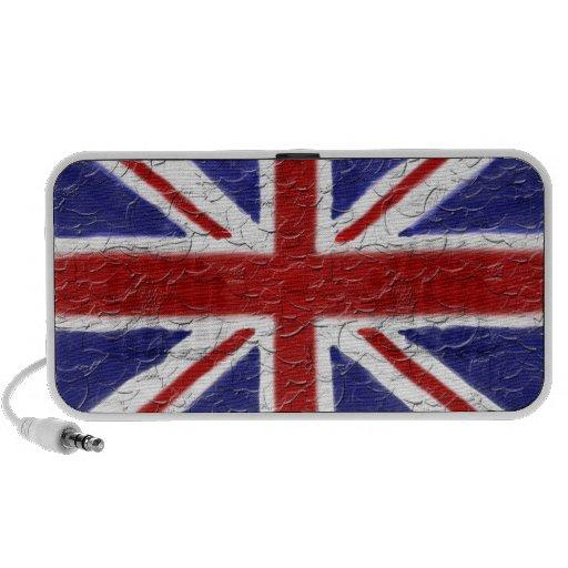 Union Jack Mini Speaker