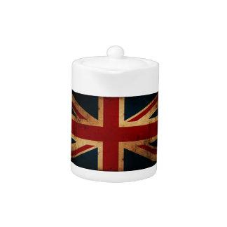 Union Jack (mirada apenada vintage)
