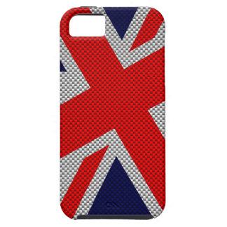 Union Jack moderno en la impresión del estilo de Funda Para iPhone SE/5/5s