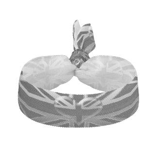 Union Jack moderno y lazo del pelo de la bandera Bandas Para Cabello