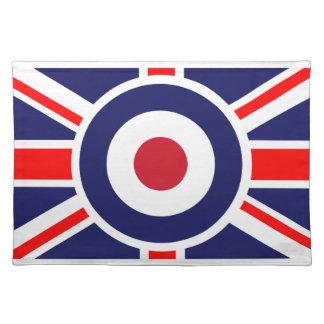 Union Jack Mods England Target Placemat