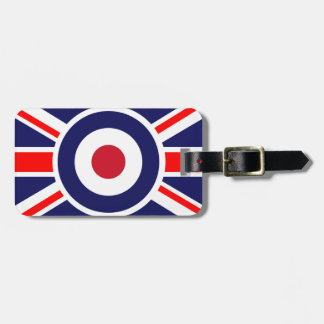 Union Jack Mods England Target Tags For Luggage