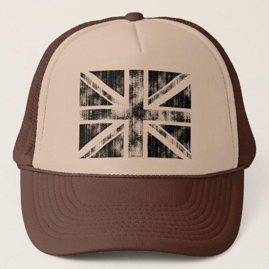 Union Jack Mono Trucker Hat