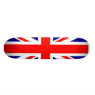 Union Jack Monopatín Personalizado