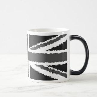 Union Jack - morphing mug