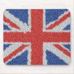 Union Jack Mousemat Tapete De Ratones