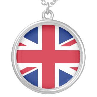 Union Jack Custom Jewelry